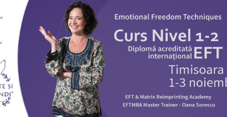 Cur EFT Timisoara – Nivel 1-2