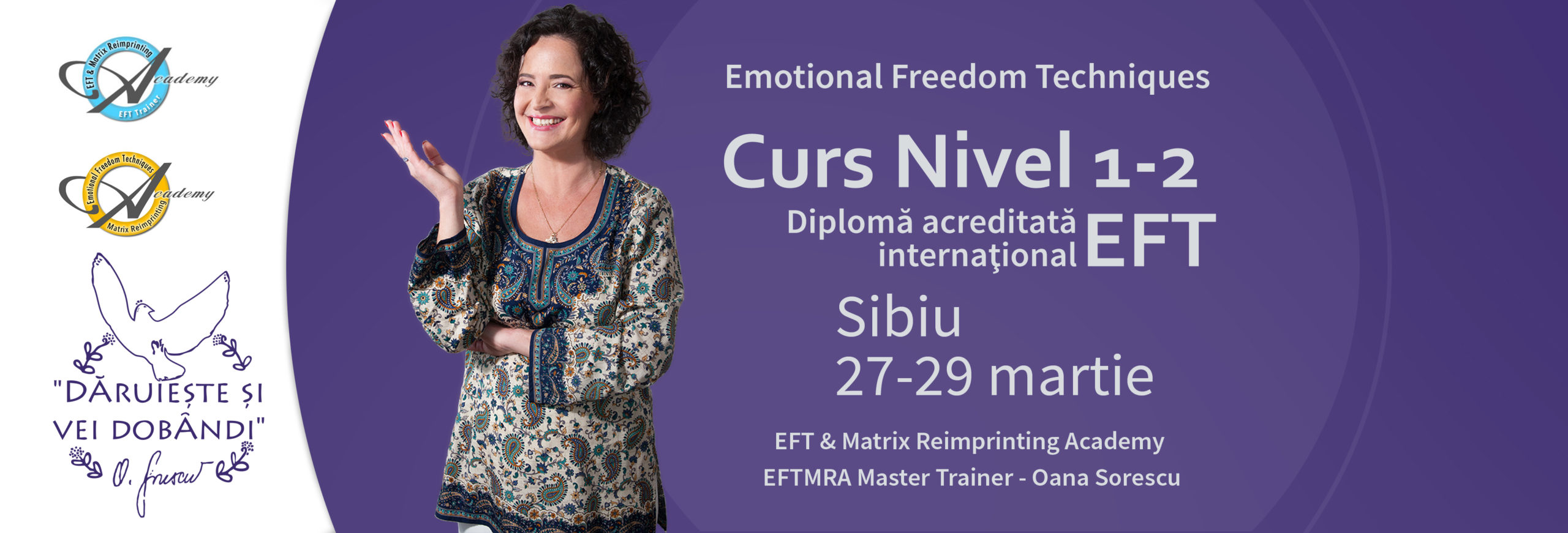 Curs EFT Sibiu
