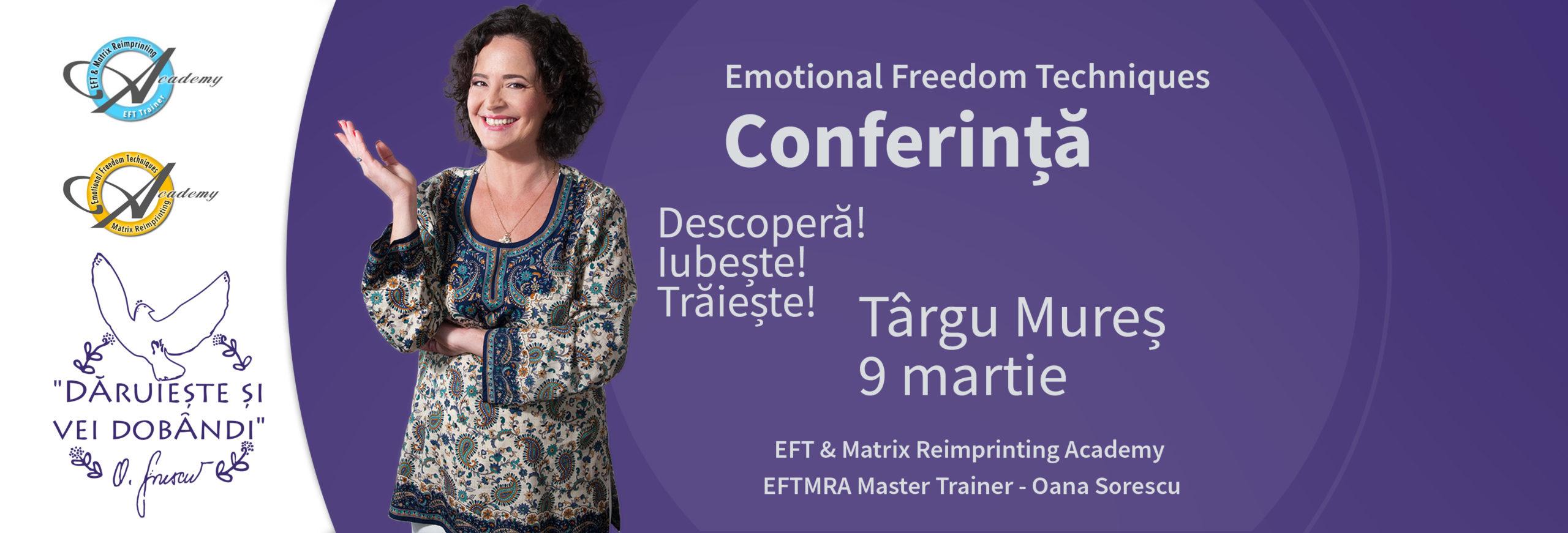 Conferinta EFT